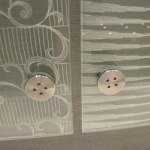 絹ガラスitokoの壁装シルクグラス