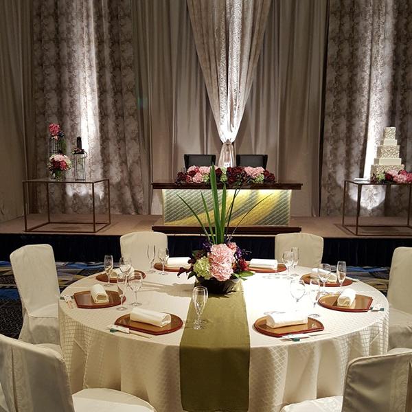 博多名門ホテル様 Royal Wedding Banquet