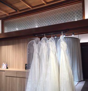 七宝文様の絹ガラス