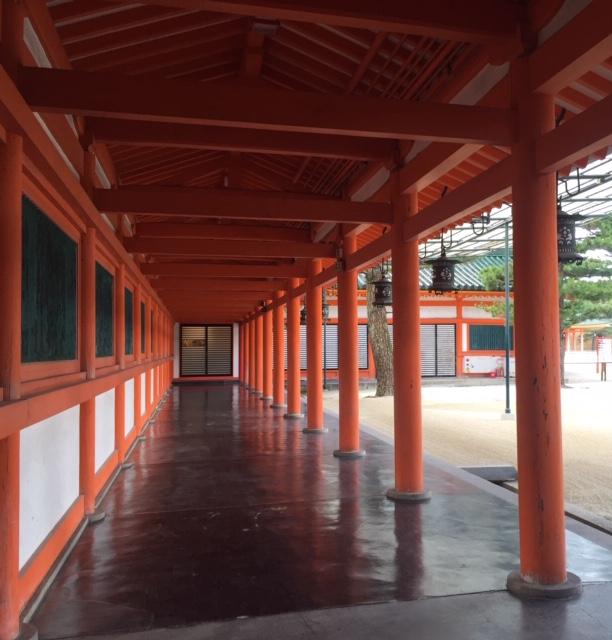 京都 平安神宮会館衣裳室 様 Kyoto Heian Jingu