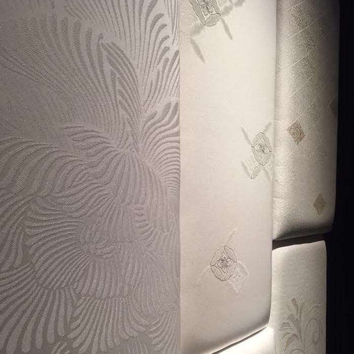 ホテルSenRen京都様<br>Silk Fabric Art Panel