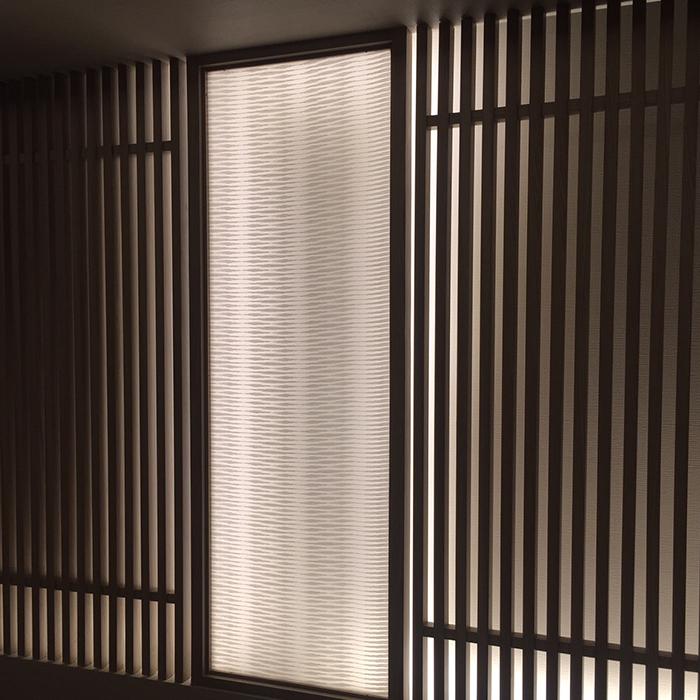 東レ建設株式会社 様 silk shoji