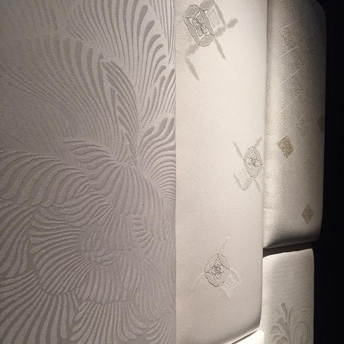 ホテルセンレン京都 東山清水 様 Silk Fabric Art Panel