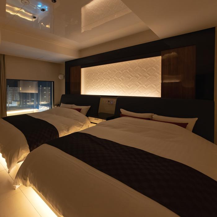 ホテルグレース 様 VIPルーム  hotel grace vip room