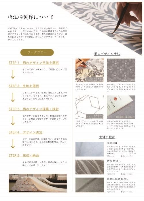 特注柄 Special pattern 1.097MB ネ